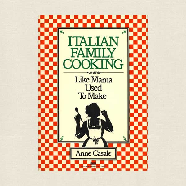 Italian Family Cooking like Mama Used To Make