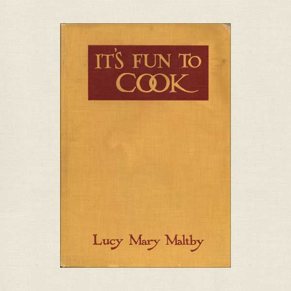 It's Fun to Cook 1938