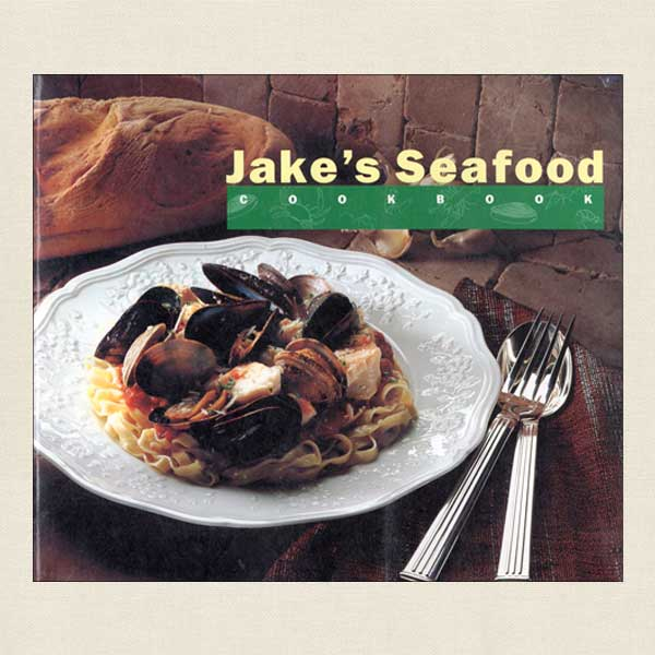 Jake's Seafood Cookbook Famous Crawfish Restaurant Portland, OR