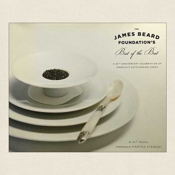 James Beard Foundation's Best of the Best Cookbook
