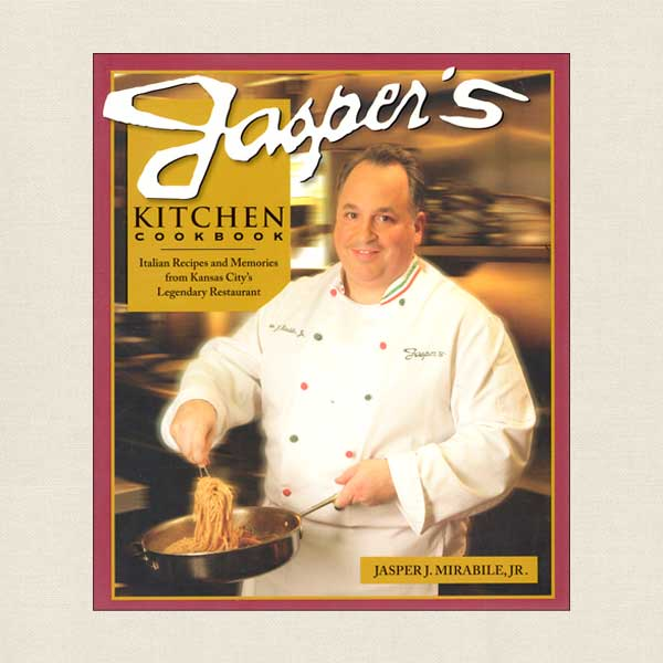 Jasper's Restaurant Kitchen Cookbook Kansas City