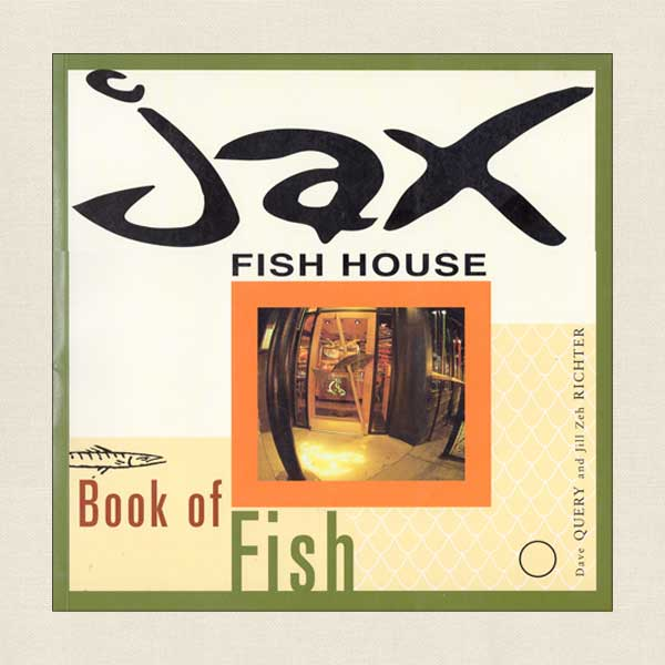 Jax Fish House Book of Fish