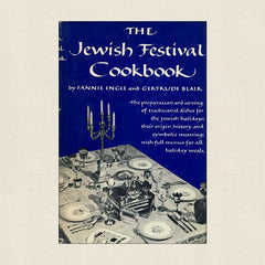 The Jewish Festival Cookbook 1954
