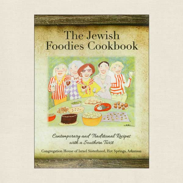 Jewish Foodies Cookbook Congreation House of Israel