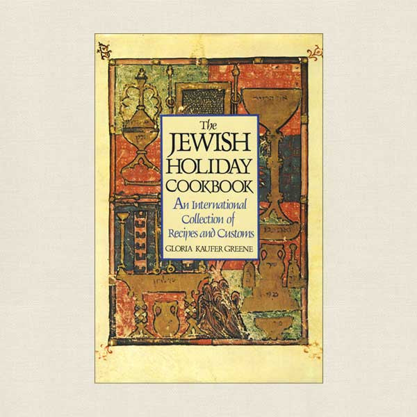 Jewish Holiday Cookbook