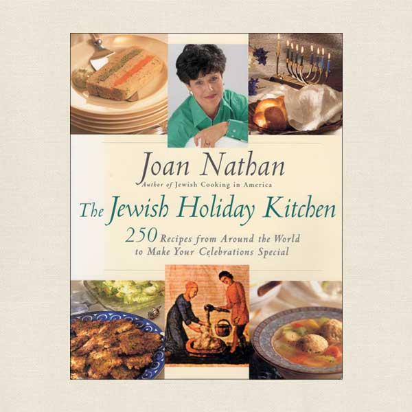 The Jewish Holiday Kitchen Cookbook by Joan Nathan