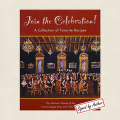 Join the Celebration Cookbook: Autographed by Guy Buffet