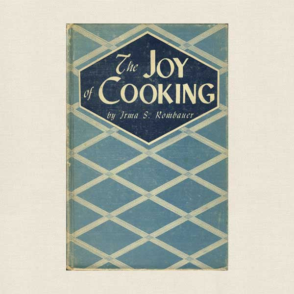 Joy of Cooking Cookbook 1943