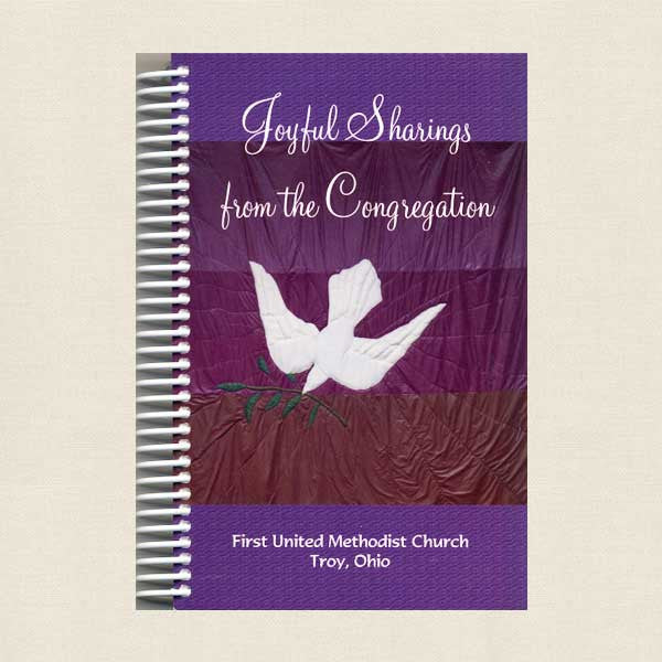 Joyful Sharings from the Congregation Cookbook