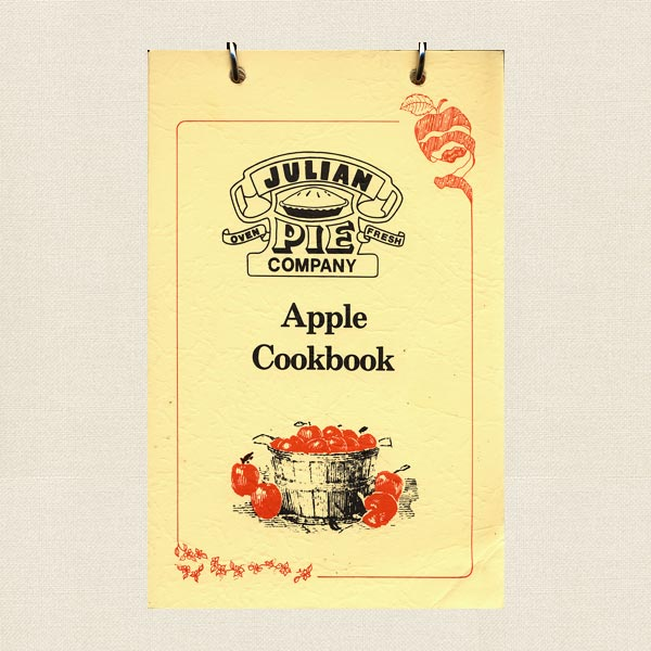 Julian Pie Company Apple Cookbook