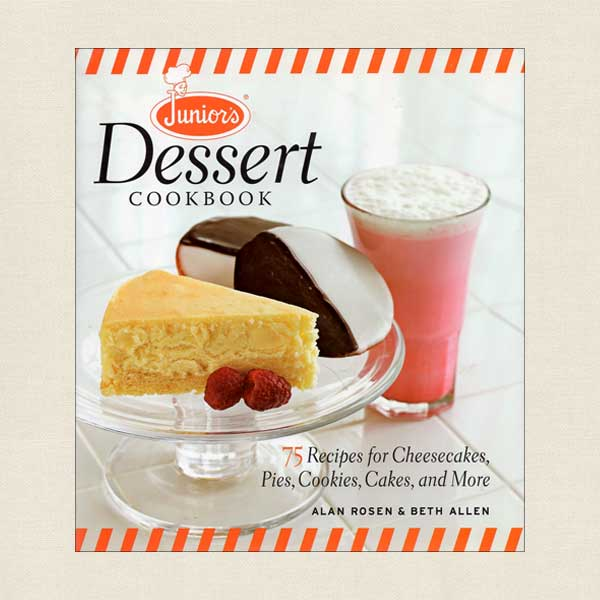 Junior's Restaurant Dessert Cookbook
