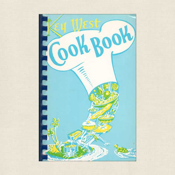 Key West Cookbook by the Woman's Club of Key West