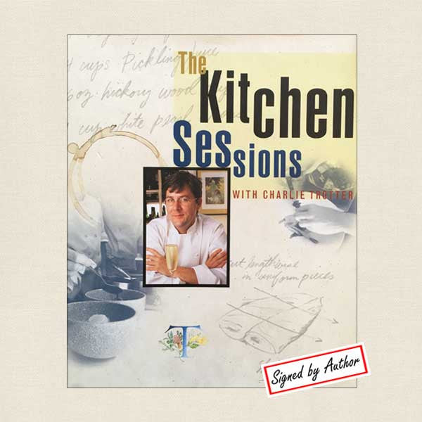 Kitchen Sessions with Charlie Trotter