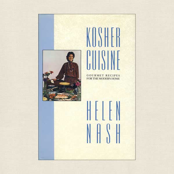 Kosher Cuisine Cookbook - Helen Nash