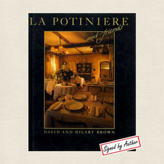 La Potiniere and Friends: Restaurant Great Britain and Scotland Signed Edition