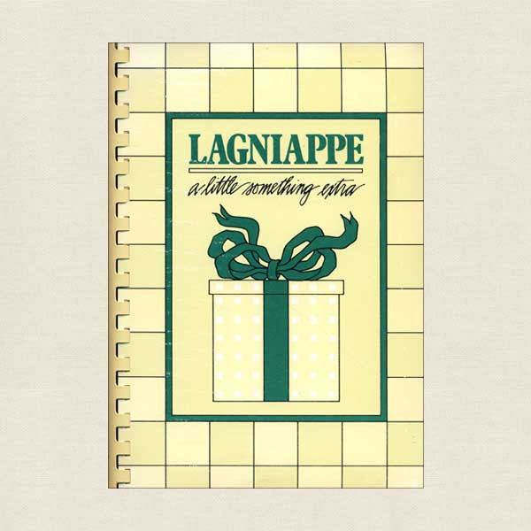 Junior League of Beaumont Cookbook Lagniappe