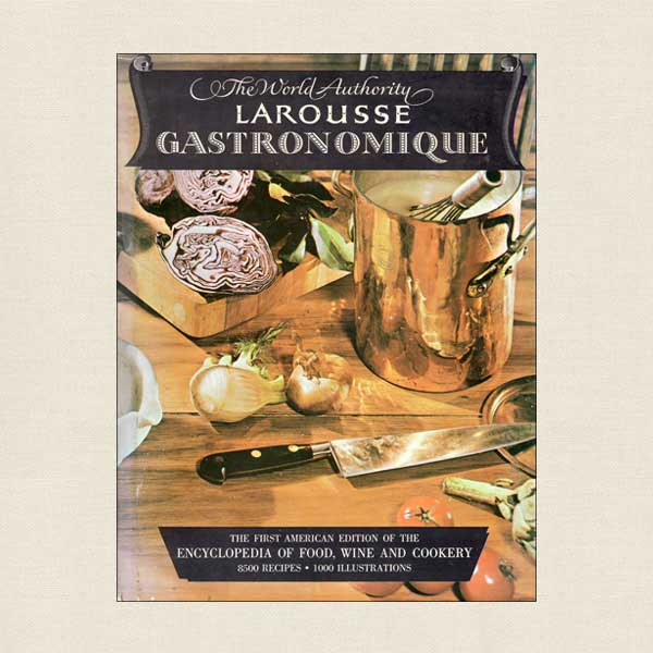 Larousse Gastronomique Cookbook