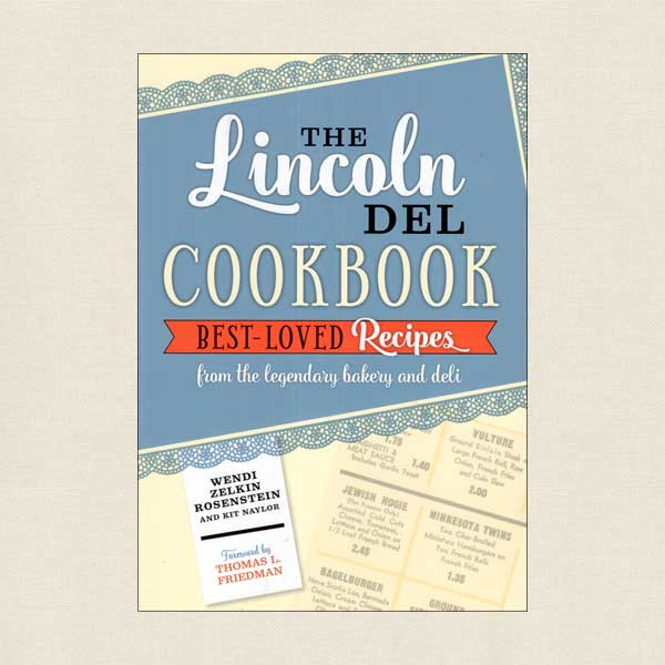 Lincoln Del Cookbook