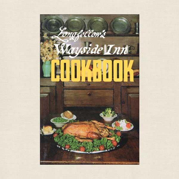 Longfellow's Wayside Inn Cookbook