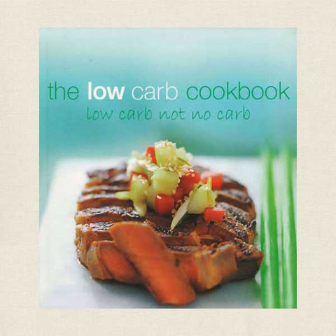 Low Carb Cookbook