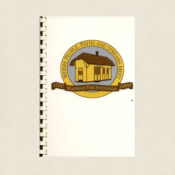 Mahwah Tricentennial Cookbook - New Jersey