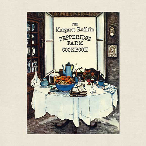 Margaret Rudkin Pepperidge Farm Cookbook