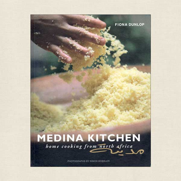 Medina Kitchen - Home Cooking From North Africa