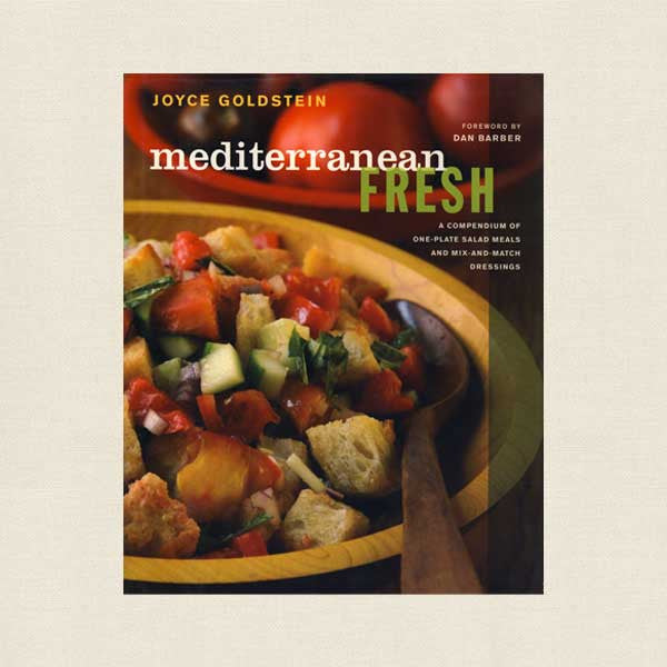 Mediterranean Fresh Cookbook - Joyce Goldstein