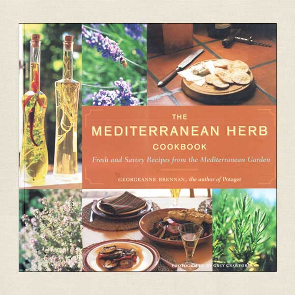 Mediterranean Herb Cookbook