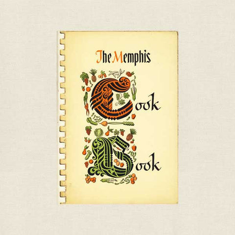 The Memphis Cookbook - Junior League