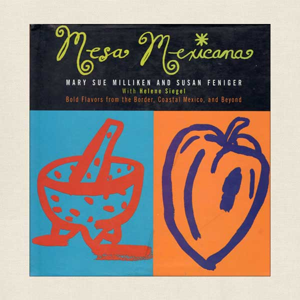 Mesa Mexicana Cookbook