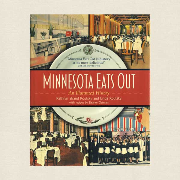 Minnesota Eats Out Cookbook