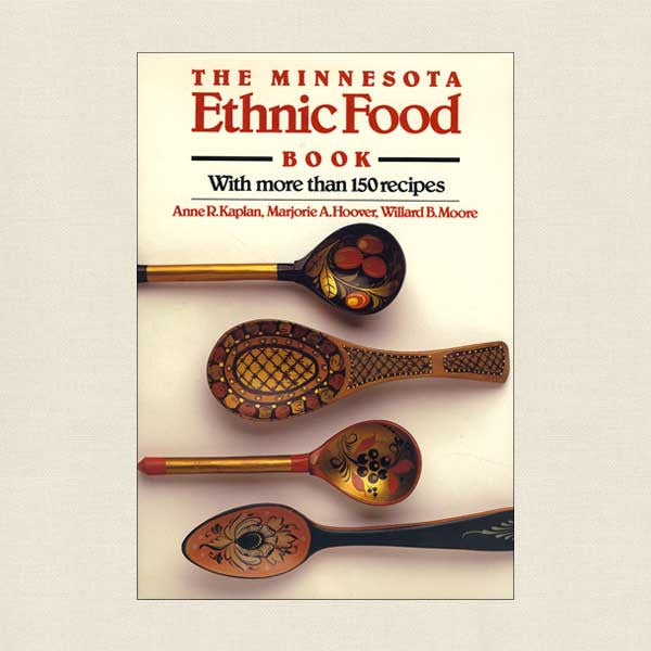 Minnesota Ethnic Food Cookbook