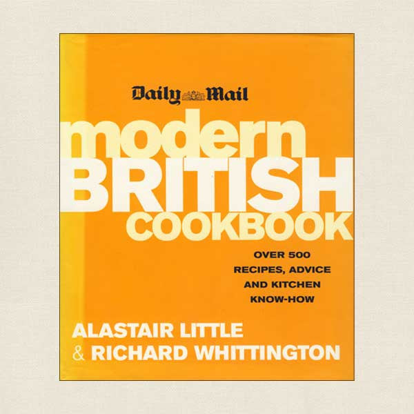 Modern British Cookbook - Daily Mail