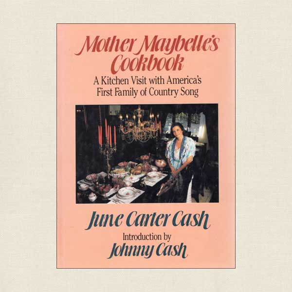 Mother Maybelle's Cookbook