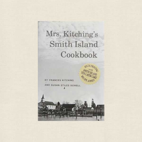 Mrs. Kitching's Smith Island Cookbook