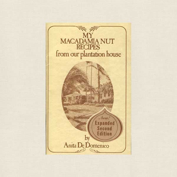 Hawaiian Holiday Macadamia Nut Company Cookbook
