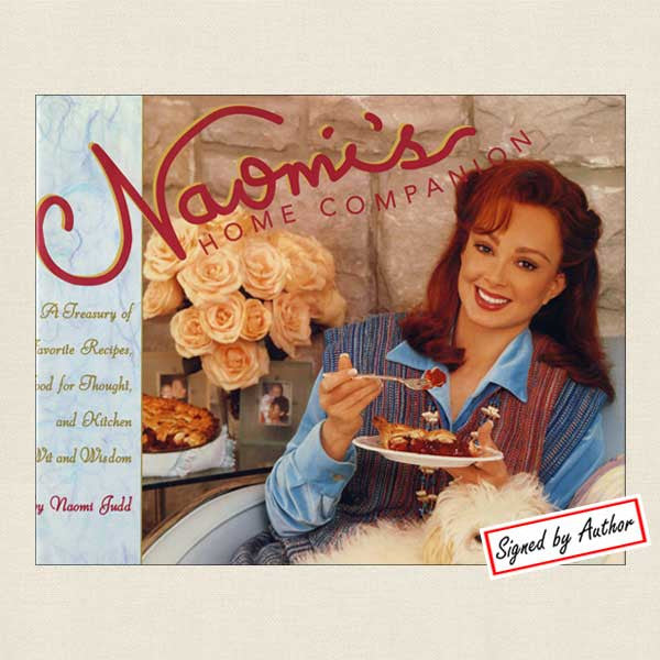 Naomi Judd Home Companion Cookbook