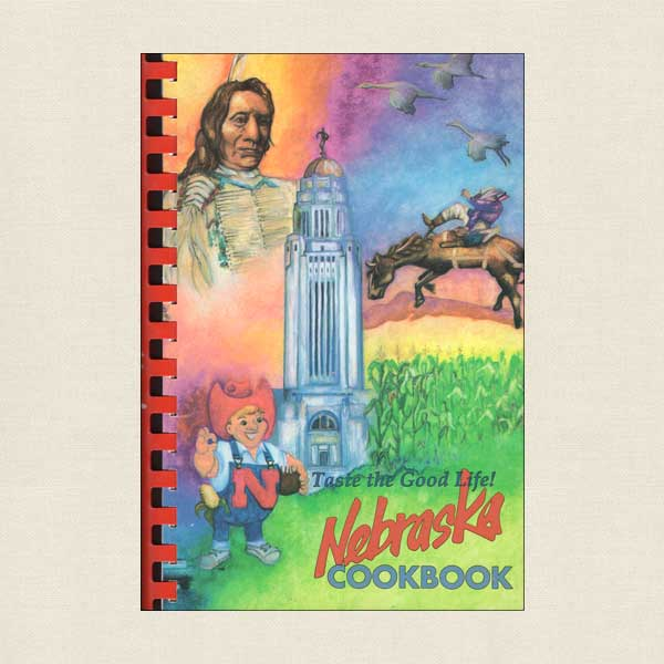 Nebraska Cookbook - Taste of Good Life