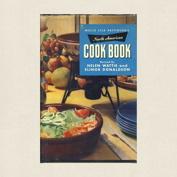 Nellie Lyle Pattinson's North American Cook Book