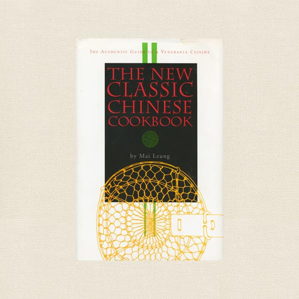 New Classic Chinese Cookbook