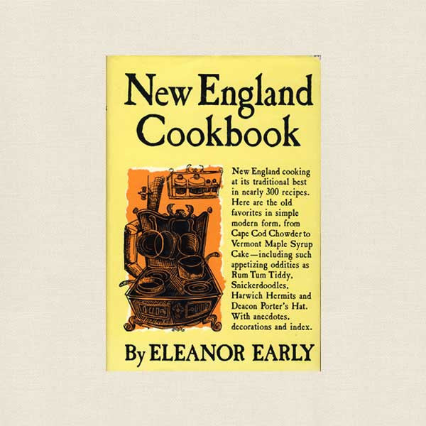 New England Cookbook