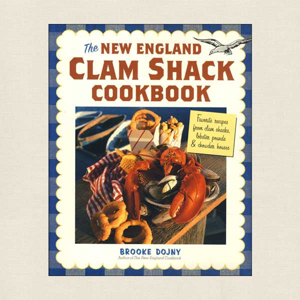 New England Clam Shack Cookbook