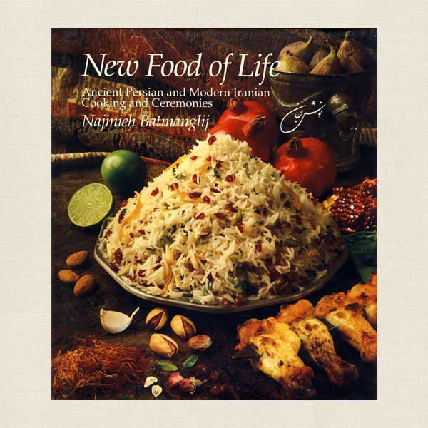 New Food For Life - Iranian Cookbook