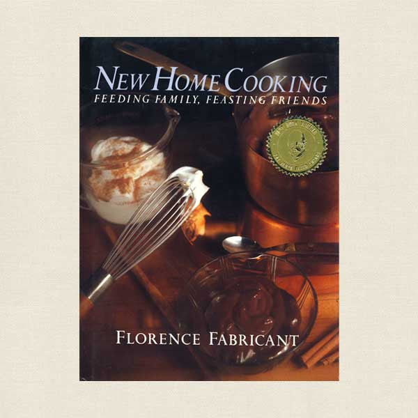 New Home Cooking Cookbook - Feeding Family Feasting Friends