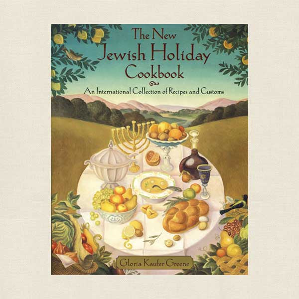 New Jewish Holiday Cookbook - International Collection of Recipes and Customs