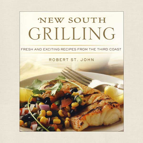 New South Grilling Cookbook