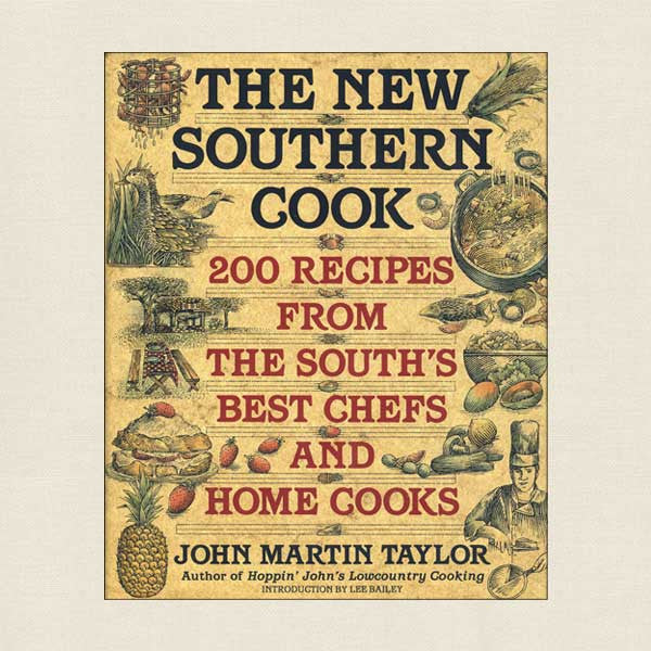 New Southern Cook Cookbook