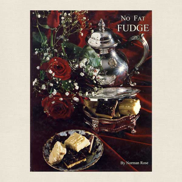 No Fat Fudge Cookbook