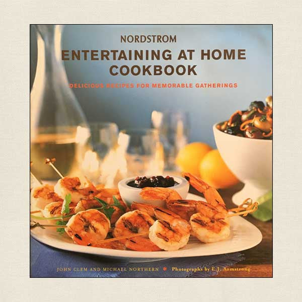 Nordstrom Entertaining at Home Cookbook